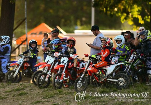 Pac West Motocross Series® Round 8