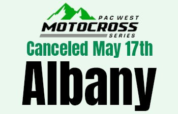 ALERT: Albany Canceled May 17th Event